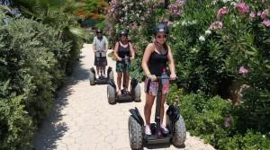 Trysegway tour Aphrodite Adventure