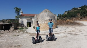 Lysos Village AdventureTrysegway tour