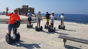 Try Segway tours Paphos