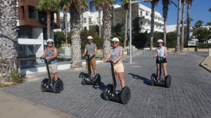 Try segway tour Coastal Curise tour run