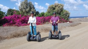 Chorakas Coastal Trysegway tour