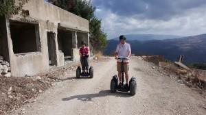 Trysegway Tour Lysos