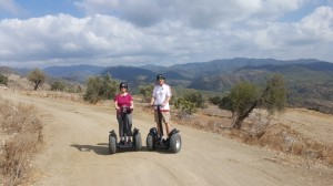 Try segway Lysos