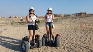 Try segway Tour Coastal Curise tour Cyprus