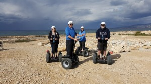 Try Segway Tour 2017 Cyprus