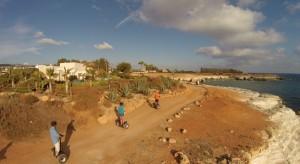 Trysegway Ship wrek Paphos