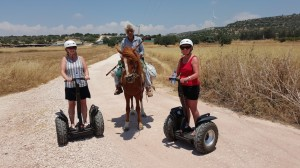 Trysegway tour KoukliaCyprus