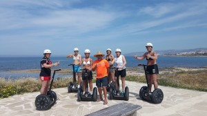 Hello Girls Trysegway Paphos