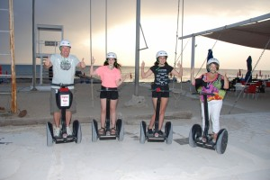 Try segway Tour Coastal Curise light house