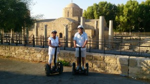 St Pauls Trysegway Paphos tour