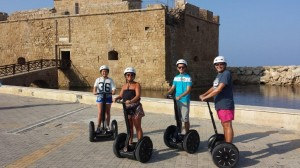 trysegway paphos forttour